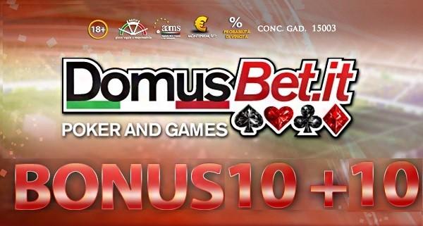 betting bonus di benvenuto su