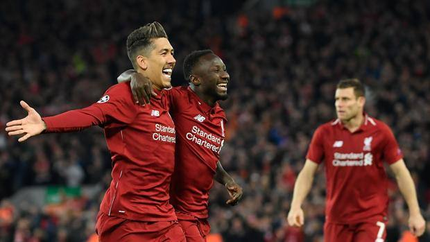 England: The Premier League is staged at the Anfield Arena with the match between Liverpool and Newcastle at 12.30 (local time)