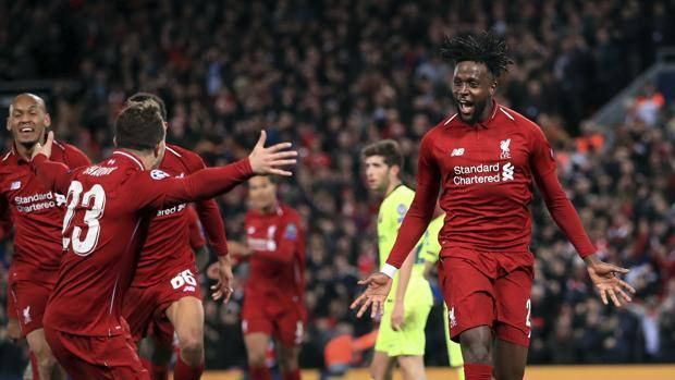 Champions: Liverpool-Barcelona 4-0: Klopp in the final
