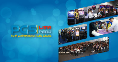 Perù Gaming Show 2019: only a month !