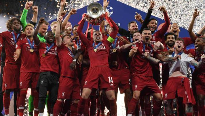 Champions League: the party at the Reds' house explodes