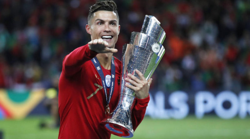 CR7: none like him in national teams