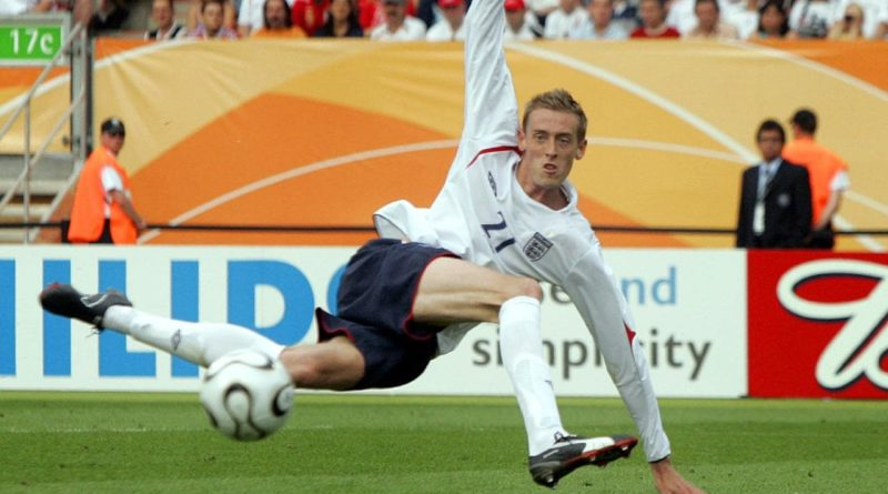 "Peter Crouch retires: ""Football gave me everything"""
