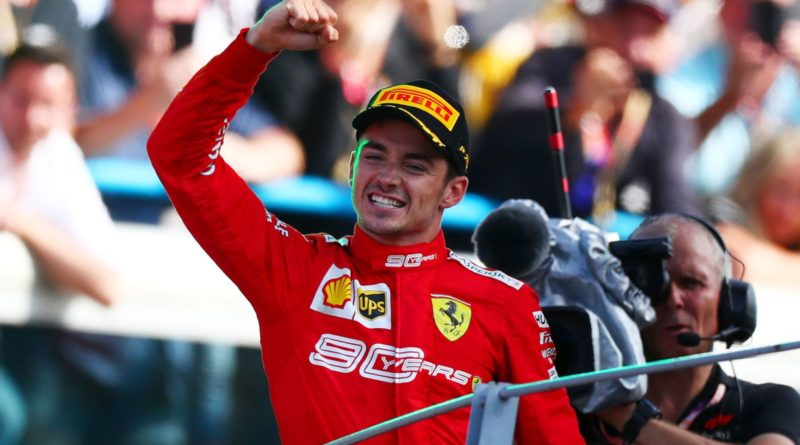 Italian GP: Charles Leclerc beats Valtteri Bottas and Lewis Hamilton to end Ferrari's Monza wait