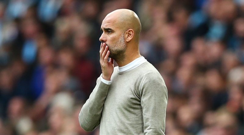 Manchester City's defensive problems could cost them their title