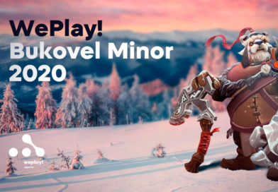 WePlay! Esports to host Bukovel Minor in 2020