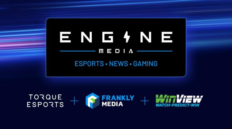 Torque Esports to merge with Frankly and WinView