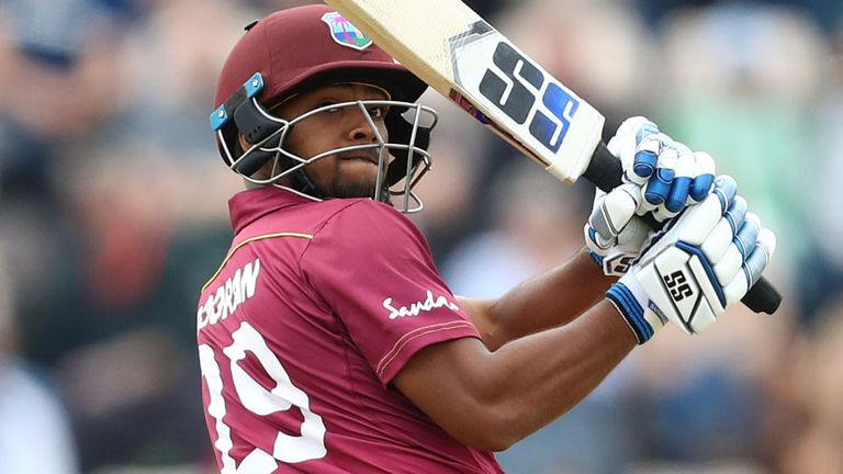 West Indies beat Afghanistan in second ODI to wrap up series win