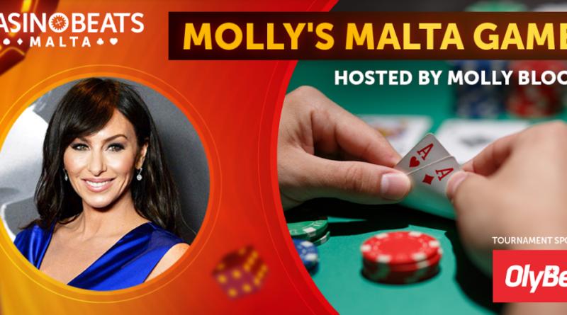 Poker Legend Molly Bloom In For Casinobeats Malta The Betting Coach
