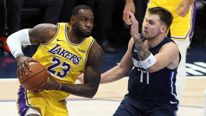 NBA: Two Los Angeles Lakers players test positive at Covid 19