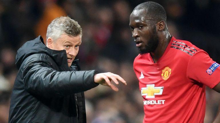 Romelu Lukaku says Manchester United boss Ole Gunnar Solskjaer wanted to keep him