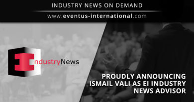 Eventus International announces Ismail Vali as advisor to EI Industry News