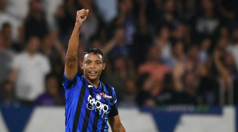 Luis Muriel: head injury due to accident in the swimming pool