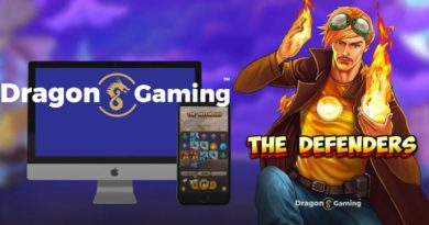 The Defenders: the new game by Dragon Gaming