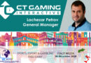 Italy Week: the online casino market takes centre stage with CT Gaming Interactive and Lachezar Petrov (General Manager)