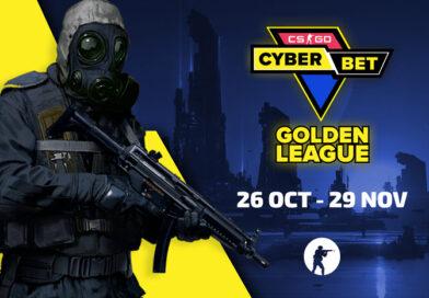 CS:GO Cyber.Bet Golden League is at its start!