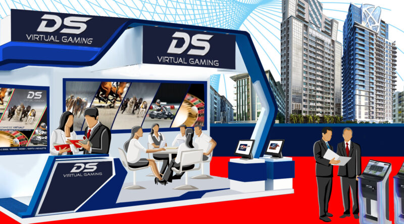 Italy Week: DS Virtual Gaming exhibits innovative and successful products!