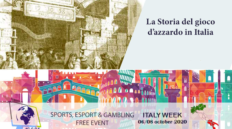 Italy Week: What are the origins of gambling in Italy?