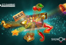 CT Gaming Interactive`s games go live with Italian operator SIGNORBET