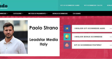 Paolo Strano and Mondositiscommesse.it in an interview with The Betting Coach