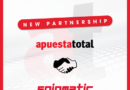 SPINMATIC DEALS WITH APUESTA TOTAL
