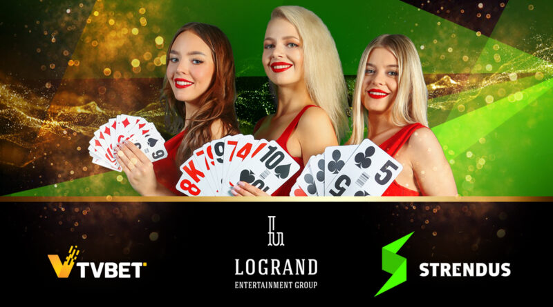 TVBET: in Mexico with Logrand Entertainment Group