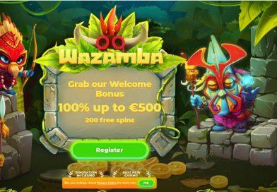 Online casino: let's get to know Wazamba!