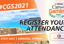 The 4th Annual Cyprus Gaming Show to Take Place from 5 – 6 October 2021 in Limassol