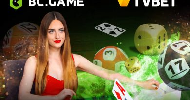 TVBET goes live with the crypto casino BC.Game