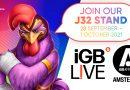 Meet Endorphina at iGB Live 2021!