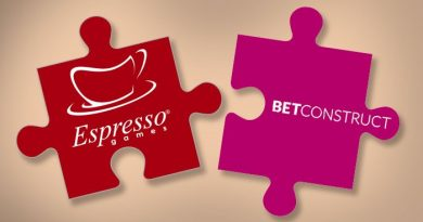 Espresso Games and BetConstruct announce new partnership